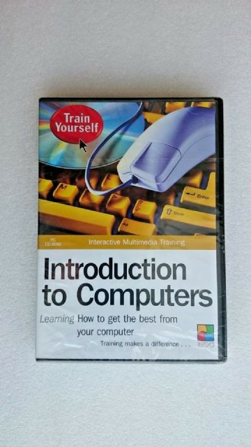 Introduction to Computers PC - ( NEW and SEALED)